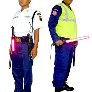 Seragam dan Atribut Security